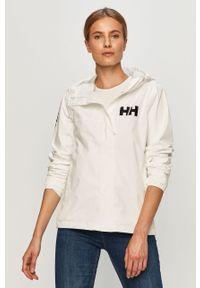 Biała kurtka Helly Hansen na co dzień, casualowa
