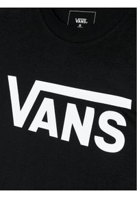 Vans T-Shirt By Classic VN000IVF Czarny Regular Fit. Kolor: czarny