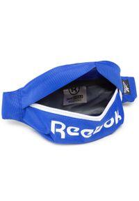 Saszetka nerka Reebok - Act Core Ll Waisbag GN7746 Coublu. Kolor: niebieski. Materiał: materiał