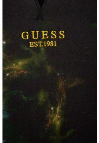 Zielona bluza Guess casualowa, na co dzień