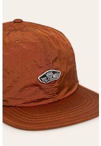 Złota czapka z daszkiem Vans