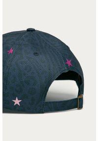 Niebieska czapka z daszkiem Femi Stories z aplikacjami #4