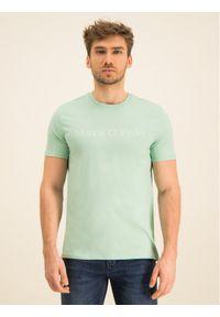 Zielony t-shirt Marc O'Polo polo