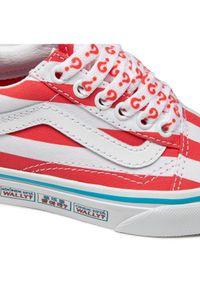 Vans Tenisówki Old Skool VN0A4BUU3UV1 Czerwony. Kolor: czerwony. Model: Vans Old Skool