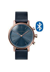 Kronaby Połączony wodoodporny zegarek Carat A1000-0669. Styl: retro