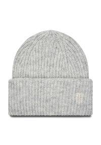 Szara czapka zimowa TOMMY HILFIGER #3