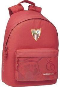 Plecak Sevilla ftbol club Plecak na Laptopa Sevilla Ftbol Club 14,1'' Czerwony. Kolor: czerwony