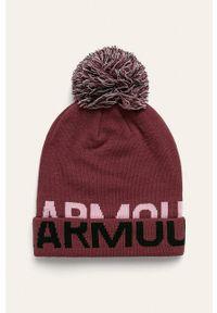 Fioletowa czapka Under Armour