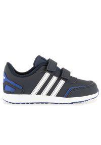 Adidas - adidas VS Switch > FW6663. Zapięcie: rzepy. Materiał: nubuk, guma, syntetyk. Szerokość cholewki: normalna. Wzór: aplikacja