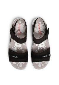Czarne sandały Superfit #5