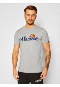 Ellesse T-Shirt Sl Prado SHC07405 Szary Regular Fit. Kolor: szary