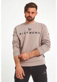 John Richmond Sport - BLUZA CRISPIGNANO JOHN RICHMOND SPORT. Wzór: nadruk. Styl: sportowy