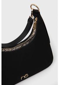 Nobo - Torebka. Kolor: czarny. Rodzaj torebki: na ramię