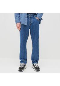 Niebieskie jeansy Reserved klasyczne