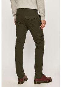 Oliwkowe spodnie PRODUKT by Jack & Jones casualowe, na co dzień