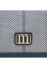 Monnari - Torebka MONNARI - BAG1370-013 Navy. Kolor: wielokolorowy, biały, niebieski. Materiał: skórzane. Styl: klasyczny