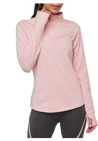Koszulka Pro Touch Cusca W 280587. Materiał: tkanina, materiał. Długość rękawa: długi rękaw. Długość: krótkie