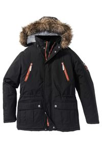 Czarna kurtka bonprix na zimę