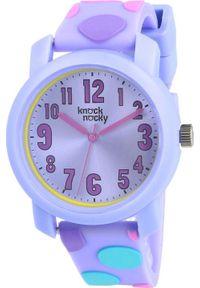 Knock Nocky Kolorowy zegarek Knock Nocky CO3509505 Comic uniwersalny