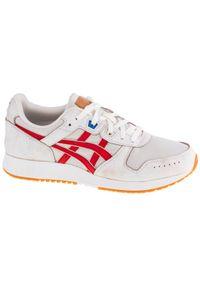 Białe sneakersy Asics lifestyle z cholewką #1