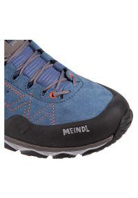 MEINDL - Buty turystyczne męskie Meindl Ontario. Okazja: na co dzień. Materiał: mesh, materiał, zamsz, skóra, guma. Szerokość cholewki: normalna