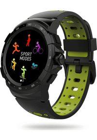 Czarny zegarek MYKRONOZ smartwatch