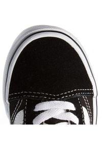 Czarne buty sportowe Vans Vans Old Skool