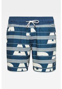 Niebieskie kąpielówki G-Star RAW