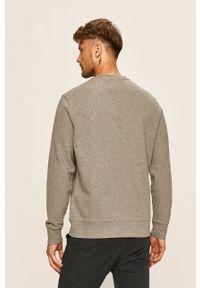 Szara bluza nierozpinana Levi's® casualowa, w kolorowe wzory