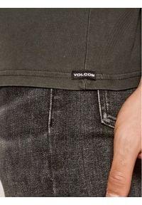 Volcom T-Shirt Stone Reveal A5212102 Szary Regular Fit. Kolor: szary