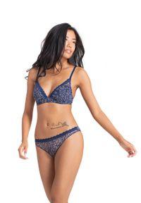 Dorina - Brazyliany SHADOW. Kolor: niebieski