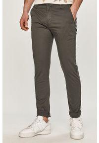 Levi's® - Levi's - Spodnie. Okazja: na spotkanie biznesowe. Kolor: szary. Styl: biznesowy