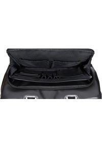 Torba na laptopa MCKLEIN Rockford 17 cali Czarny. Kolor: czarny. Styl: biznesowy #9