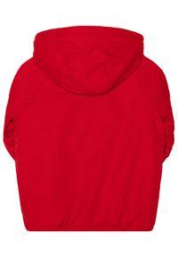 Czerwona kurtka przejściowa Guess
