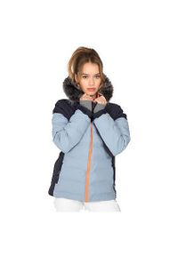 Kurtka narciarska damska Protest Blackbird 6610502. Materiał: poliester, materiał, lycra. Sezon: lato. Sport: narciarstwo
