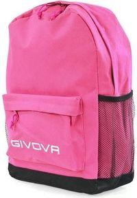 Różowy plecak Givova