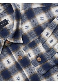 Koszula casual w kolorowe wzory