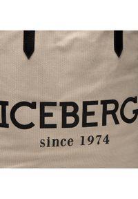 Beżowa torebka Iceberg