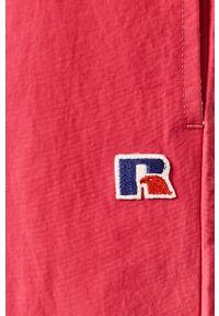 Różowe kąpielówki Russell Athletic