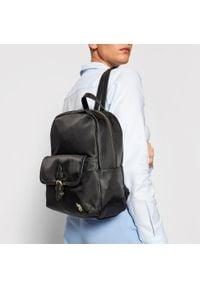 U.S. Polo Assn - Plecak U.S. POLO ASSN. - Houston S Backpack Bag BIUHU4924WIP000 Black. Kolor: czarny. Materiał: skóra