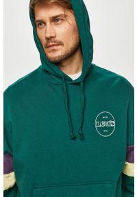 Levi's® - Levi's - Bluza. Okazja: na spotkanie biznesowe, na co dzień. Kolor: zielony. Materiał: dzianina. Styl: casual, biznesowy