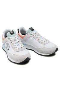Colmar Sneakersy Travis Mellow 141 Biały. Kolor: biały