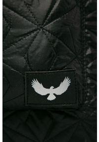 Czarny plecak Brave Soul
