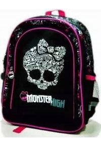 Patio Plecak Szkolny Monster High Czaszka Oryginał A4