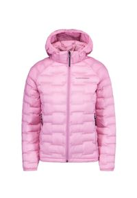 Różowa kurtka narciarska Peak Performance