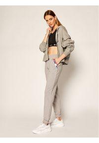 Szare spodnie dresowe Moschino Underwear & Swim