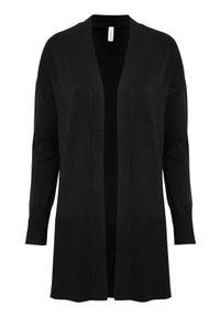 Czarny sweter Soyaconcept długi