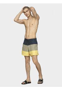 Żółte kąpielówki outhorn