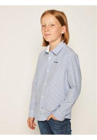 Niebieska koszula Pepe Jeans