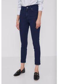 Niebieskie jeansy DKNY